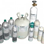 Chlorine Calibration Gas (CI2)